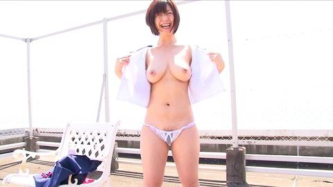 尾上若葉 初裸 virgin nude GSHRB-004 (7)