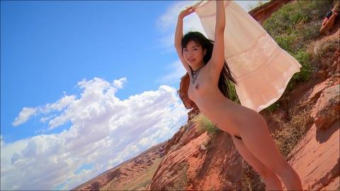 Shangri-La 裸の女神 由愛可奈 NTOX-0002 (30)