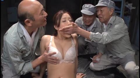 老働者に輪姦され 伊東真緒 GVG-469 (28)