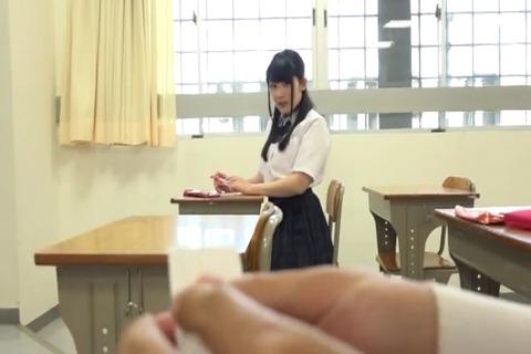 同級生のスカートが短くて(1)  SW-413 (6)