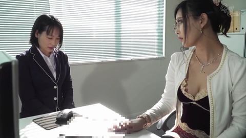 お色気P●A会長と 並木塔子 GVG-853 (1)