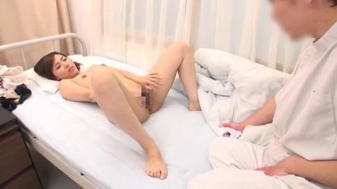 入院中の禁欲生活で欲求不満が爆発した人妻は DOHI-067 (26)