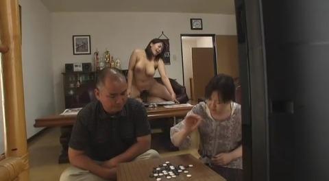 腰を振りまくった僕の婚約者 杏美月 GG-095 (25)