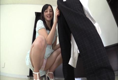 清楚なパイパン美少女の淫語 鈴原エミリ ATFB-309 (23)