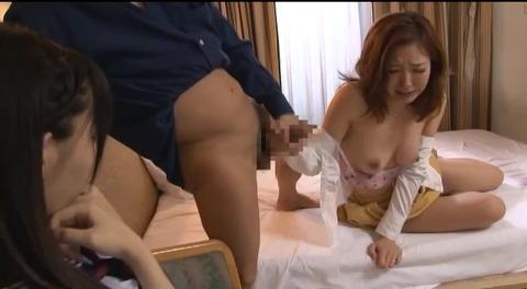 娘の目の前で輪姦される母 倉木みお mada053 (65)