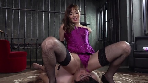 カリナ女王様のM男調教 西田カリナ AVSA-119 (5)