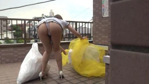 毎朝ゴミ捨て場で出会う SW150 (30)
