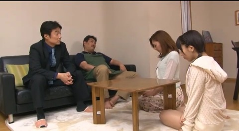 娘の目の前で輪姦される母 倉木みお mada053 (38)