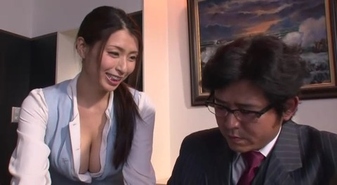 LOVE OFFICE 岡田真由香 tek-042 (8)
