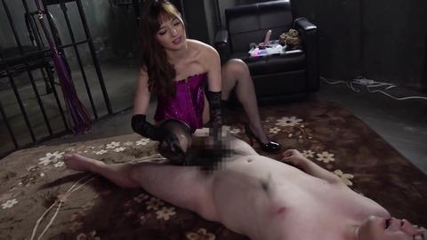 カリナ女王様のM男調教 西田カリナ AVSA-119 (3)