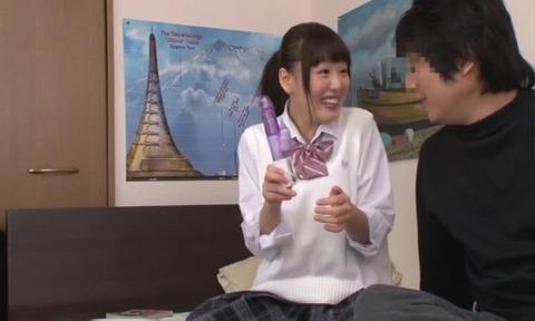 幼馴染とHごっこで素股状態 HUNTA-014 (61)