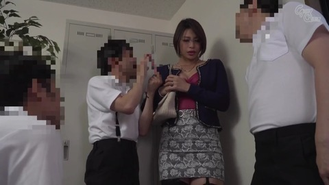 お色気P●A会長と悪ガキ生徒会 滝川穂乃果 GVG-950 (2)