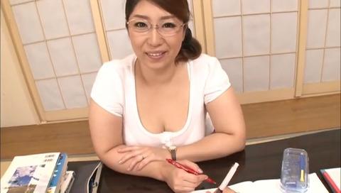 セクハラ人妻家庭教師に 葉月奈穂 VEMA-120 (1)