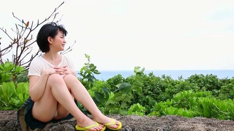 美少女、南の島から 長澤えりな REBDB-098 (12)