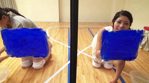 胸チラ・パンチラ!雑巾がけ競争!! 2 HJMO-272 (58)