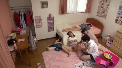 姉が家に友達を連れて来た GAPL-007 (44)