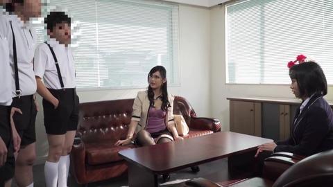 お色気P●A会長と 並木塔子 GVG-853 (2)