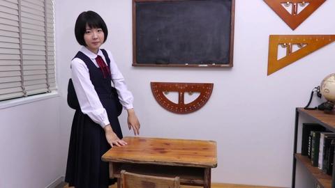 松本莉々加 黒髪乙女 PITV-005 (1)