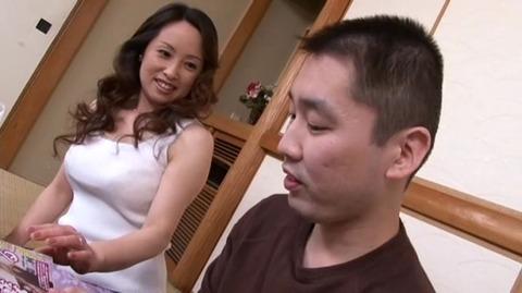 中出し近親相姦 母子熱愛 藤森綾子 SKSS-31 (2)