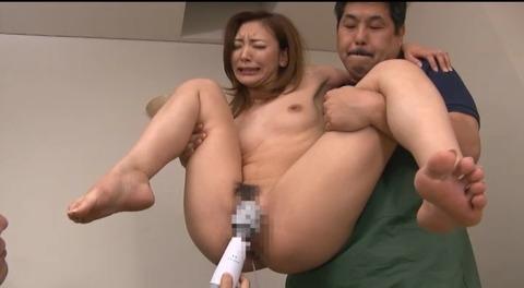 娘の目の前で輪姦される母 倉木みお mada053 (46)