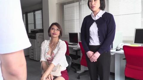 お色気P●A会長と悪ガキ生徒会 滝川穂乃果 GVG-950 (1)