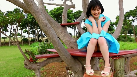 美少女、南の島から 長澤えりな REBDB-098 (2)