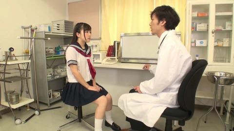 女子校生の猥褻健康診断 宮沢ゆかり JKS-150 (1)