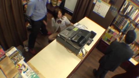 本屋に参考書を買いに来た SDMT768 (49)