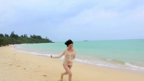 美少女、南の島から 長澤えりな REBDB-098 (26)