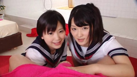 「二輪車」ソープ嬢 宇佐美なな&木村つな SDMT767 (26)