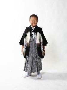 七五三5歳貸衣装1