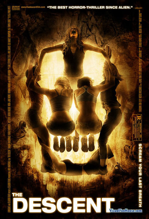 the-descent-movie-poster-dali-skull