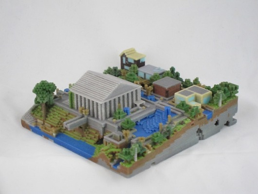 minecraft-3d-printed-model-figureprints-2