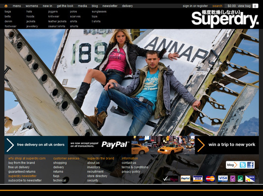 Superdry - Jackets, T Shirts, Hoodies, Mens & Womens Clothing
