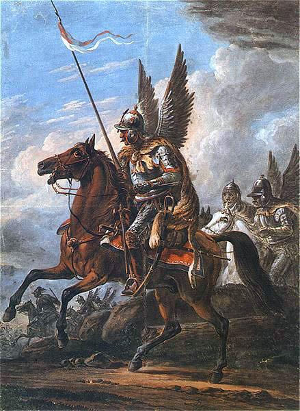 Hussar_by_Alexander_Orlowski