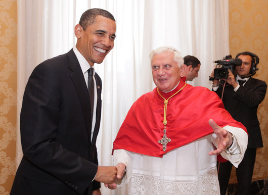 Pope+Meets+President+Obama+SbUbdI2Df-jl