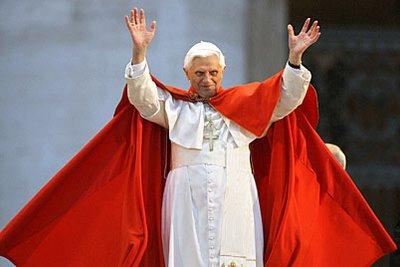 Pope+Benedict+is+Evil