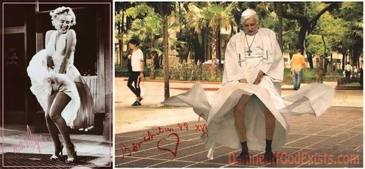 pope-marilyn-monroe