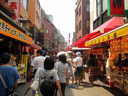 神戸中華街4
