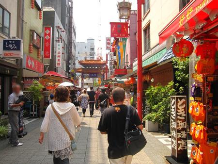 神戸中華街1