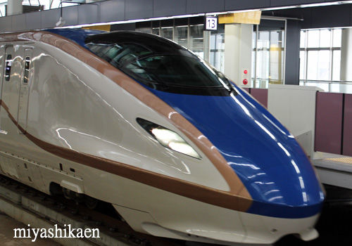 北陸新幹線W7系