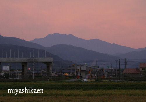 霊峰白山 10.09.24