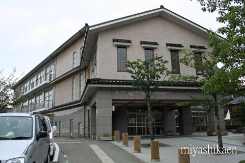 金沢市中央公民館彦三館
