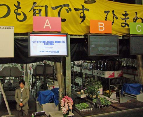 金沢花市場