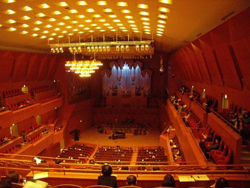 石川県立音楽堂コンサートホール