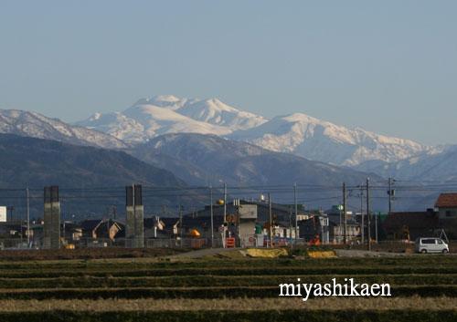 霊峰白山 10.03.19