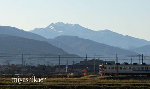 霊峰白山 09.11.04