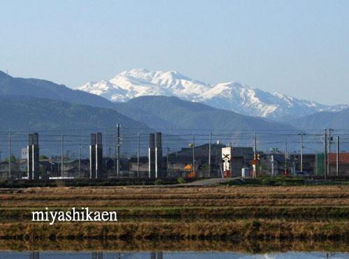 霊峰白山 10.05.16