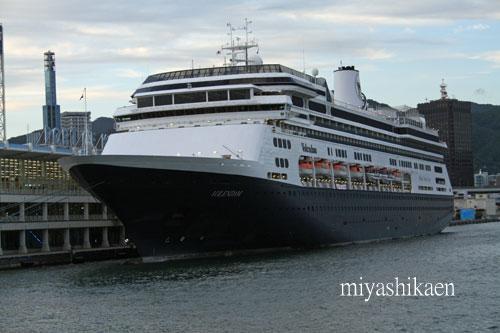 オランダの豪華客船ロンドナム