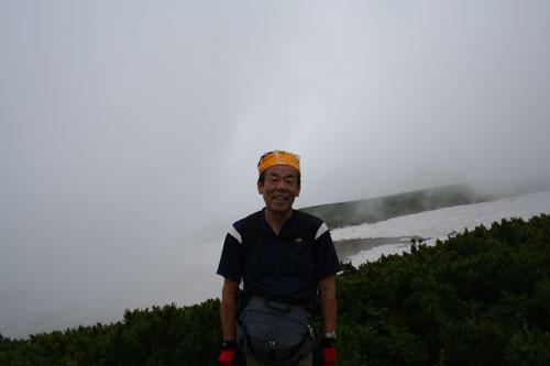 五葉坂  (2,400m)